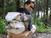 パコパコママ 無料サンプル動画 着物でオール野外 滝川英子