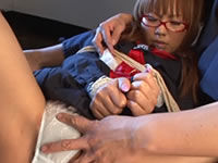 一本道無料サンプル動画 しばられたいの ~女学生緊縛桟敷~ 田村美羽