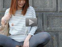 パコパコママ 無料サンプル動画 人妻デート~春の露出は乳首とオメコ~ 有浦留美