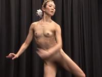 一本道無料サンプル動画 初裏公演!恥じらい裸バレエ 小嶋実花