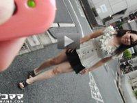 パコパコママ 無料サンプル動画 熟女の火遊び飛びっ子装着 ~飛びっ子装着で実践面接~  山見ゆな