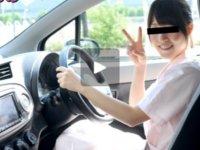 天然むすめ 無料サンプル動画  運転女子 ~乳首を摘んだら運転がやばい~ 仁藤千絵
