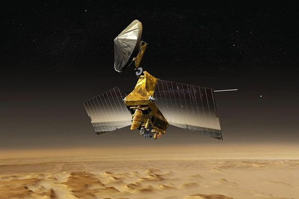 Mars-Reconnaissance-Orbiter