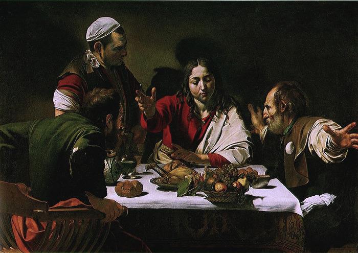 エマオの晩餐