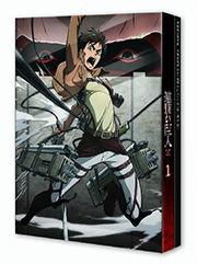 進撃の巨人1 初回特典:未発表漫画65P「進撃の巨人」0巻[Blu-ray]