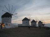 ミコノス島風車
