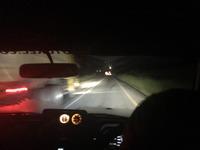深夜ドライブ
