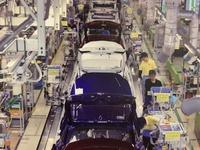 トヨタ工場見学
