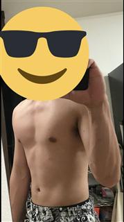 筋トレ歴3ヶ月のワイの身体評価してクレメンス