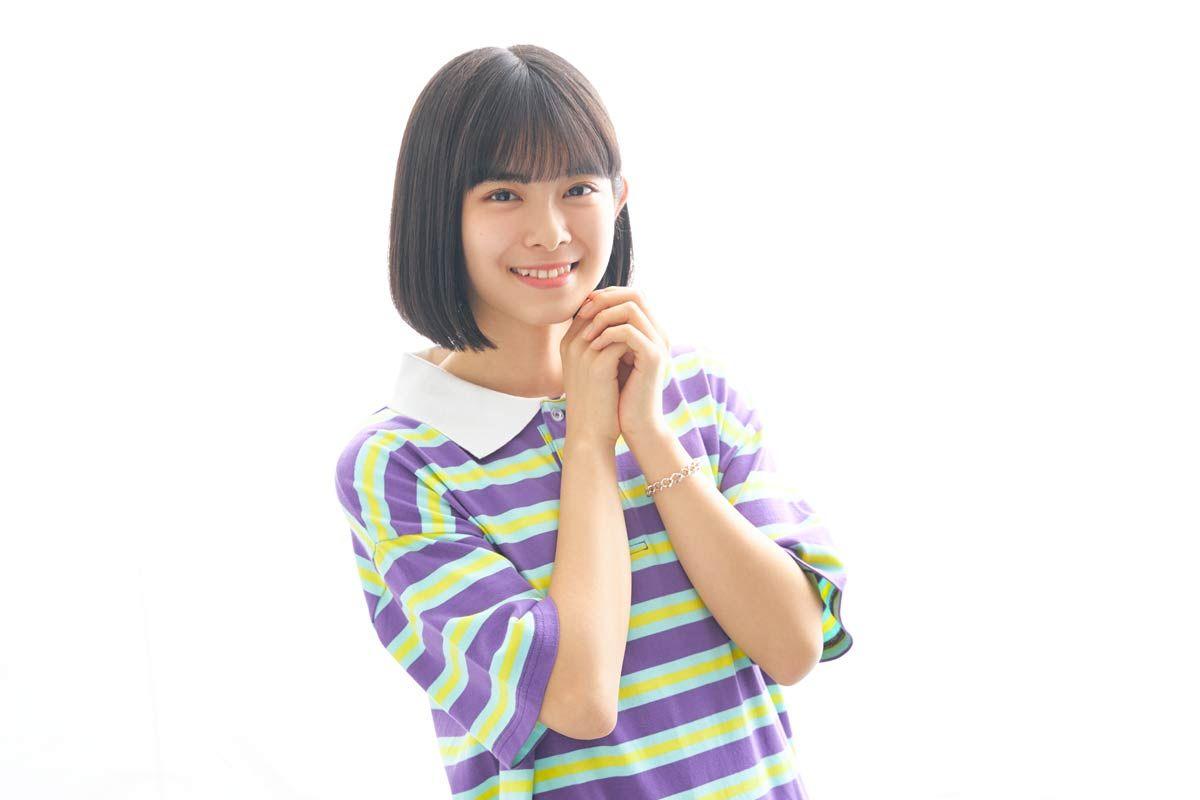 【朗報】モー娘。・山﨑夢羽の公演後と思われるスッピンが実に可愛らしい件wwww