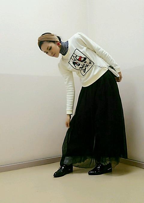 インスタグラム-住岡美穂