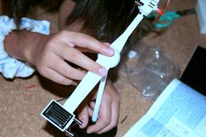 太陽実験パワー 自由研究