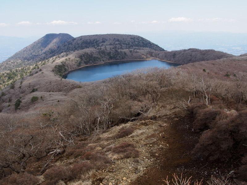 大幡池と大幡前山 : kenmayu503...