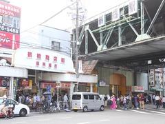 0813鶴橋駅001