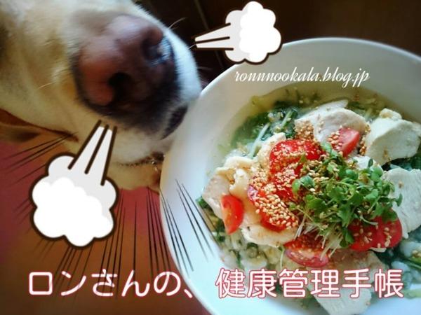 20160515 お肉多めの ロンごはん 3
