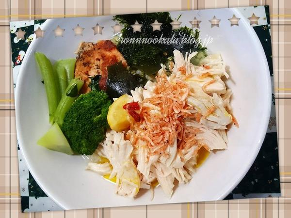 20151211 生姜の炊き込みご飯 1