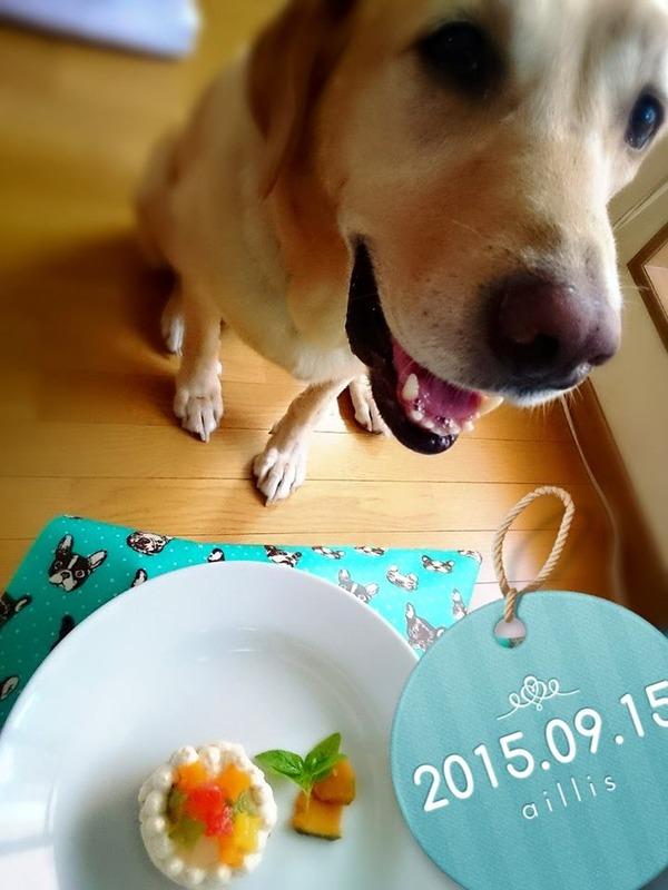20150915 ロンご飯 スイーツ 3ちっさ