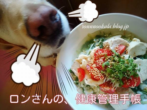 20160515 お肉多めの ロンごはん 6