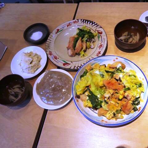 201704 愛犬・愛猫ごはん料理講座 てぃす 111