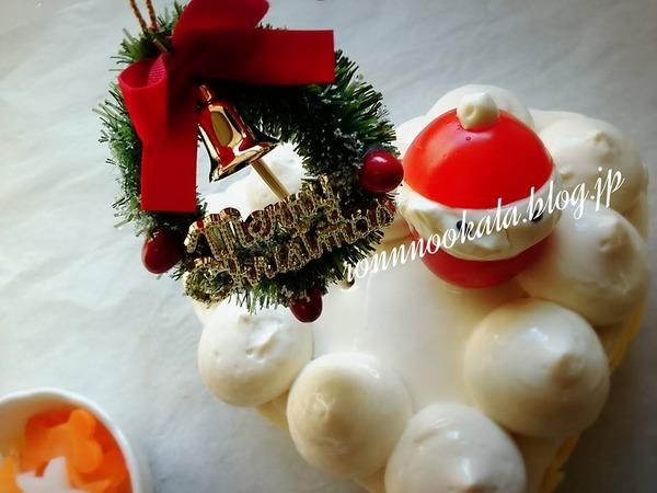 20151226 クリスマスケーキ2015 8