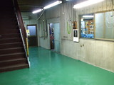 検品場床塗り