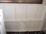 階段横ペンキ塗り(完成)