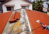 コロナ屋根リフォーム施工例 平成14年8月Y邸