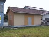 大島建材店屋根倉庫