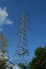 D100で鉄塔を撮影