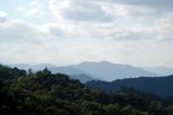 うさちゃんのお墓からの風景