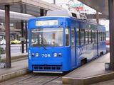 路面電車-050529