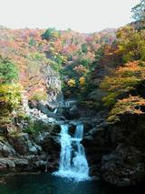 三段滝-051105