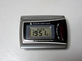 福島局のみに対応した電波時計