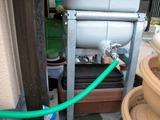 利水放流設備
