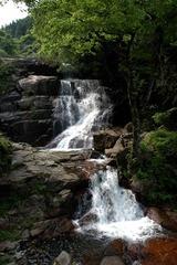 深山峡・深山の滝