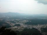 龍頭山からの風景