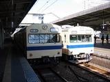 広島で元気に活躍する103系