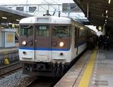 広島色115系電車