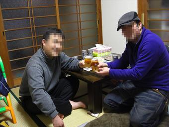 姫路カワサキツーリング・MRF安志稲荷初詣 003