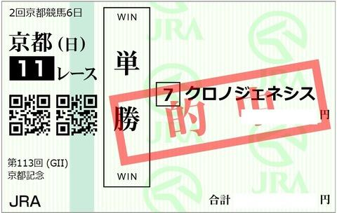 2020京都記念1