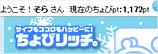 20100116 ちょびリッチ 換金申請