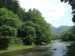 天神峡(天神社)
