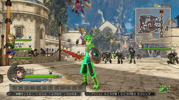 ドラゴンクエストヒーローズ 闇竜と世界樹の城_20150302121420