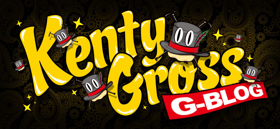 Kenty Gross Blog