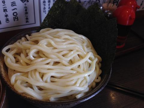 あまみ屋_つけ麺_大山2