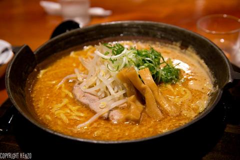 焼き味噌ラーメン麺屋蔵人_3