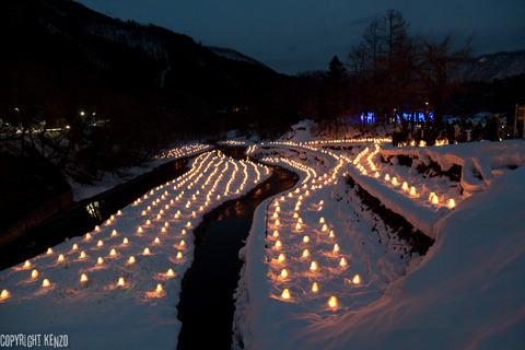 湯西川かまくら祭り2015_38