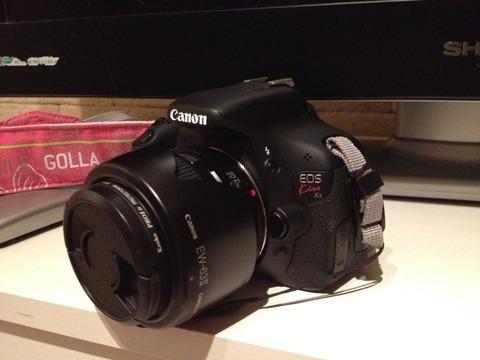 CanonKissX5
