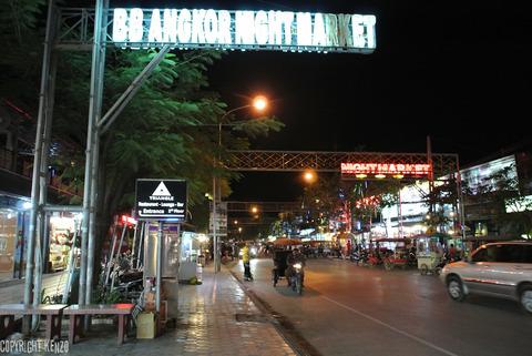 カンボジア滞在1日目_ナイトマーケット_20
