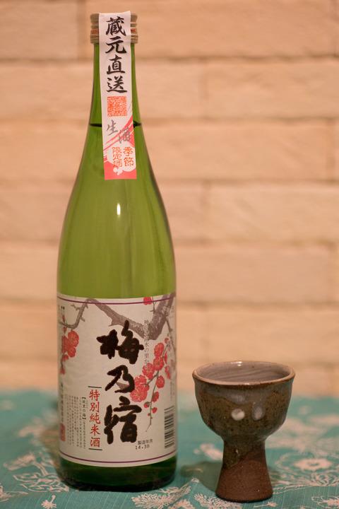 梅乃宿_日本酒_1